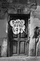 The door of love