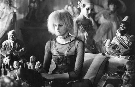"Daryl Hannah as ""Pris"". Blade Runner (1982)"
