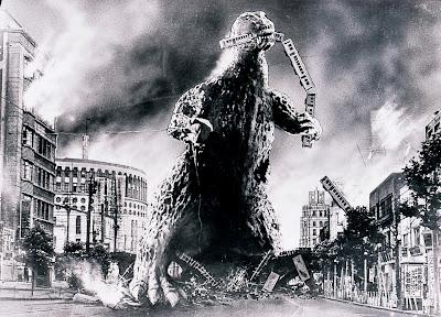 Godzilla. (1954)